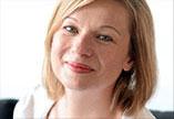 Photo Claire Gerardin, consultante en marketing et communication