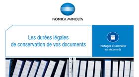 Durée légale de conservation des documents administratifs - Claire Gerardin