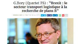 Brexit Les Echos - Claire Gerardin