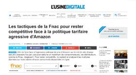 Fnac vs Amazon - Claire Gerardin